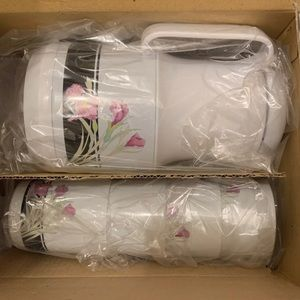 6 pc thermal set for coffee or tea
